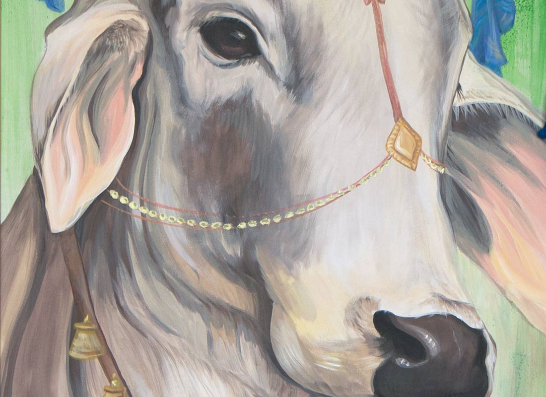 Kasvisravintola Brindavan Happy Cow